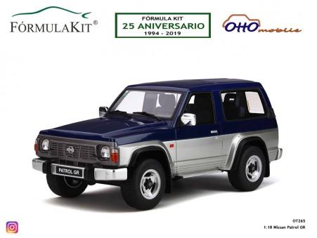 1:18 Nissan Patrol GR
