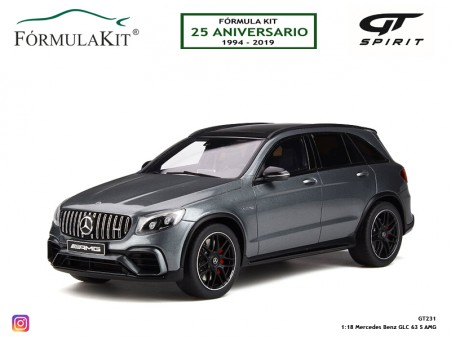 1:18 Mercedes-AMG GLC 63 S