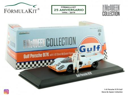 1:43 Porsche 917 K Gulf Steve Mc Queen