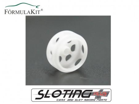 Llanta Universal 14,5 x 8 mm Plástico