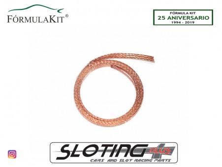Trencilla cobre CB Race 0,025 mm