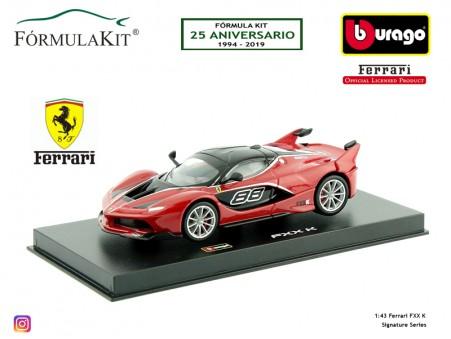 1:43 Ferrari FXX K
