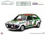 1:18 Fiat Ritmo Abarth Gr.2 Rallye Monte Carlo 1979