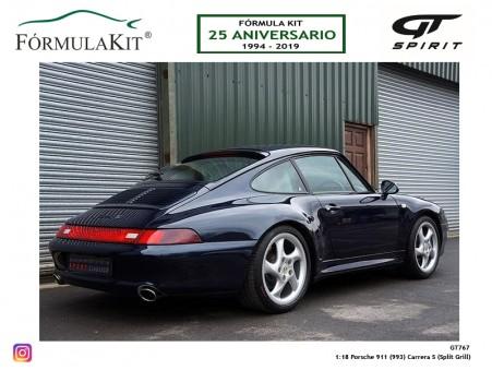 1:18 Porsche 911 (993) Carrera S (Split Grill)