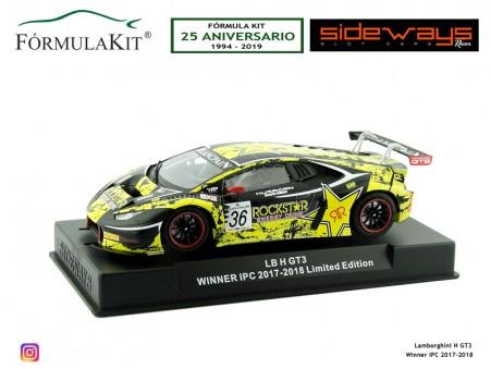 Lamborghini H GT3 Rockstar Winner IPC