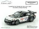 1:43 Porsche 911 (997) Sergio Vallejo Campeón España 2009