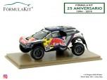 1:43 Peugeot 3008 Maxi Dakar 2018
