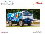 1:43 KAMAZ 4326 N°500 Vainqueur Dakar 2018