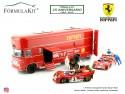 1:43 Camión Transporte Escudería Ferrari Sandro Munari