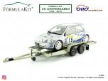 1:18 Pack Renault Clio Maxi Rallye Montecarlo Night Version