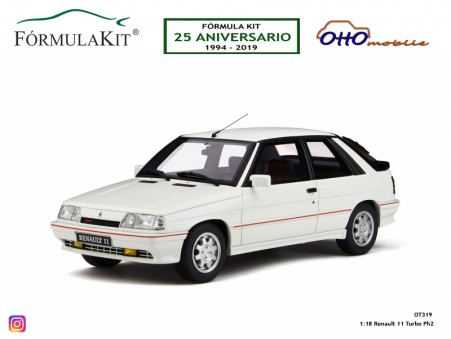 1:18 Renault 11 Turbo Ph 2
