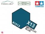 Pintura Tamiya X-13 Metallic Blue