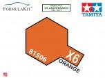 Pintura Tamiya X-6 Orange