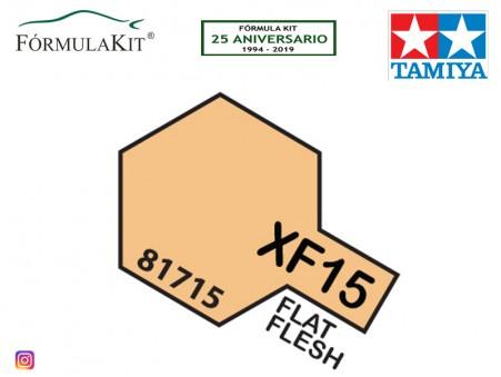 Pintura Tamiya XF-15 Flat Flesh
