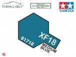 Pintura Tamiya XF-18 Medium blue