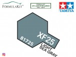 Pintura Tamiya XF-25 Light Sea Grey