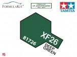 Pintura Tamiya XF-26 Deep Green