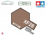 Pintura Tamiya XF-28 Dark Cooper