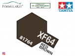 Pintura Tamiya XF-64 Red Brown