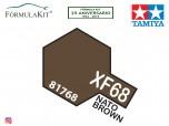 Pintura Tamiya XF-68 NATO Brown