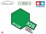 Pintura Tamiya X-28 Park Green