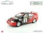 1:18 Mitsubishi EVO VI Winner Rallye Camberra 1999