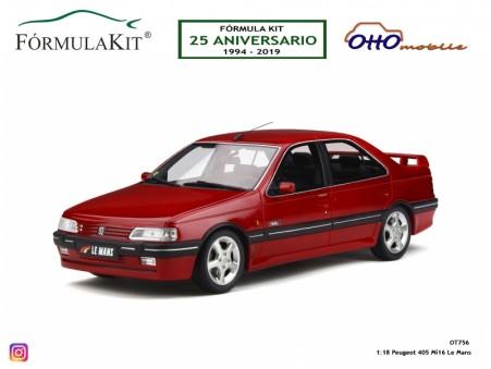 1:18 Peugeot 405 Mi16 Le Mans