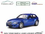 1:18 BMW Z3 M Coupe 3.2