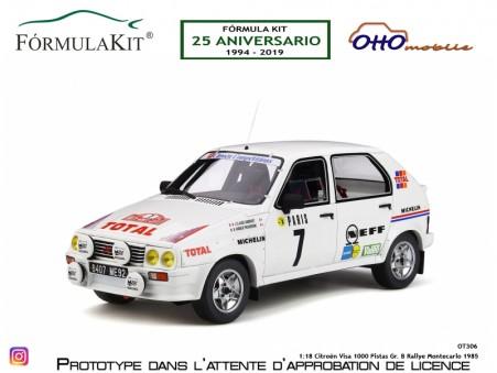 1:18 Citroën Visa 1000 PistesGr.B Montecarlo 1985
