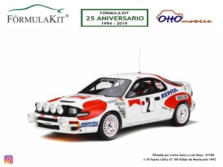 1:18 Toyota Celica ST185 Montecarlo 1992