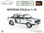 1:18 Fiat 131 Abarth Rallye de Portugal 1978 M. Alen