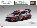 1:43 Hyundai i20 Coupe WRC 2019 Rallye Córcega 2019