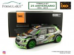 1:18 Skoda Fabia R5 Rallye Condroz 2018 Meeke