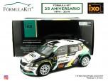 1:18 Skoda Fabia R5 Rallye Condroz 2018