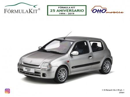 1:18 Renault Clio 2 RS Ph.1