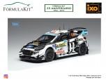 1:43 Ford Fiesta WRC Rallye Cataluña RACC 2018