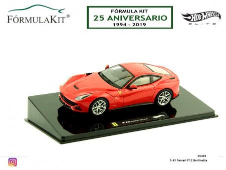 1:43 Ferrari F12 Berlinetta