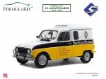 1:18 Renault 4 F4 Servicio Renault