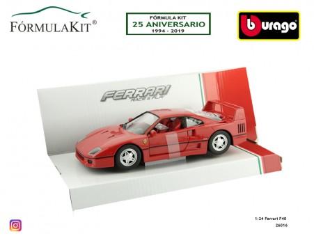 1:24 Ferrari F40