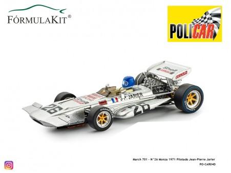 March 701 N°26 Monza 1971