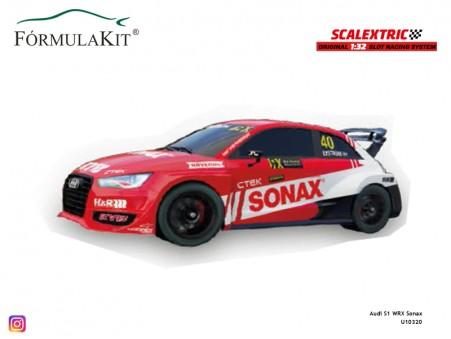 Audi S1 WRX Sonax