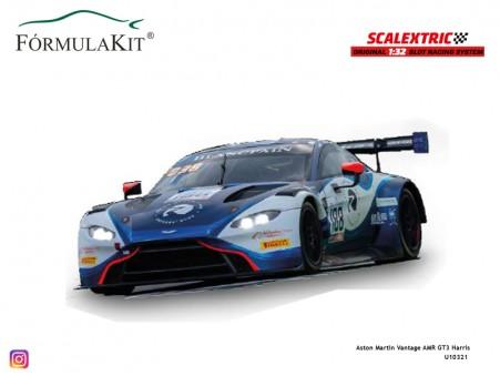 Aston Martin Vantage AMR GT3 Harris