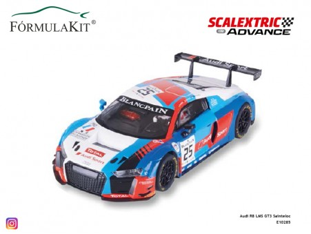 Audi R8 LMS GT3 Sainteloc ADVANCE