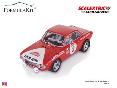 Lancia Fulvia 1.6 HF San Remo 72 ADVANCE