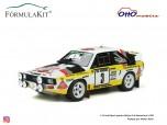 1:18 Audi Sport quattro Rallye Gr.B MonteCarlo 1985