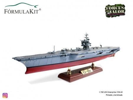 1:700 USS Enterprise CVN-65