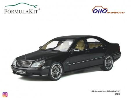 1:18 Mercedes Benz S65 AMG (W220)