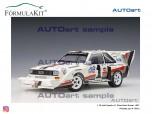 1:18 Audi Quattro S1 Pikes Peak Winner 1987 W.Röhrl