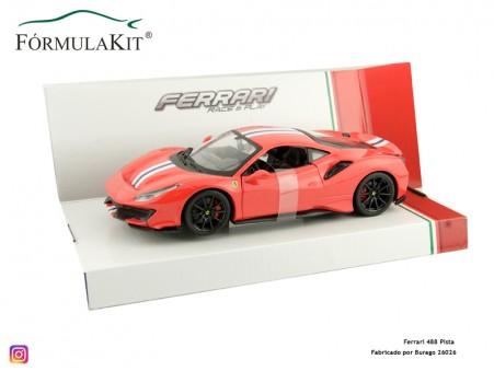 1:24 Ferrari 488 Pista