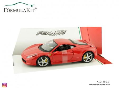 1:24 Ferrari 458 Italia